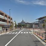 飛田給駅前道路(周辺)