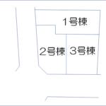 区画配置図