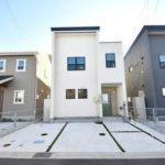 「未入居戸建」寒川町小谷2丁目◆湘南の街にふさわしいデザイナーズ住宅、家具付!