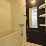 新品の浴室(風呂)
