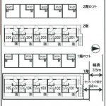 ロフト付1R×10(間取)