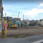 《厚木市金田》建築条件付宅地分譲・南北両面道路で陽当り良好な開発分譲地!