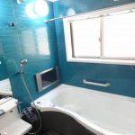 窓が有る浴室は、明るくカビ対策に!(風呂)
