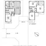 《オール電化住宅》厚木市温水◆築浅戸建カースペース2台の4LDK!!