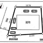 駐車スペース5台