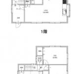 3LDK+納戸(間取)