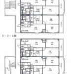 3DK×12戸(間取)