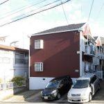 《収益物件》横浜市金沢区3路線3駅利用可!一棟売アパート満室賃貸中!