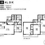 2階全居室6帖以上!(間取)
