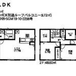 4LDK+WIC(2ヶ所)(間取)