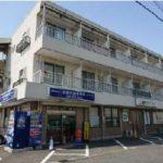 《フリーレント1ヶ月》愛甲石田駅徒歩3分!2階角部屋1K22.88㎡!