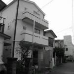 洗練されたデザイン住宅(外観)