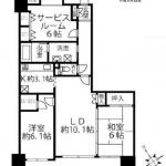306号室(間取)
