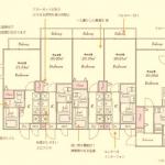 1K×15戸(間取)