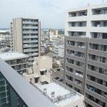 13階からの眺望です。