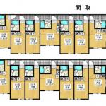 1R×14戸(間取)