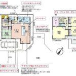 オール電化住宅(間取)