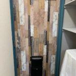 お洒落な玄関ドア(玄関)