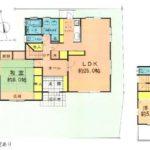 建物49.79坪(間取)