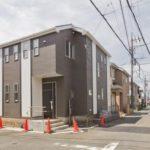 【新築戸建】大和市西鶴間4丁目◆駐車スペース2台の4LDK◆角地!