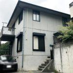積水ハウスの注文住宅を新規リフォーム!(外観)