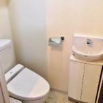 専用手洗い付のトイレ