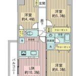 2階角部屋(間取)