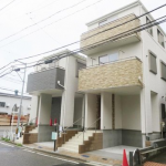 市ヶ尾駅徒歩13分新築3階建(間取)